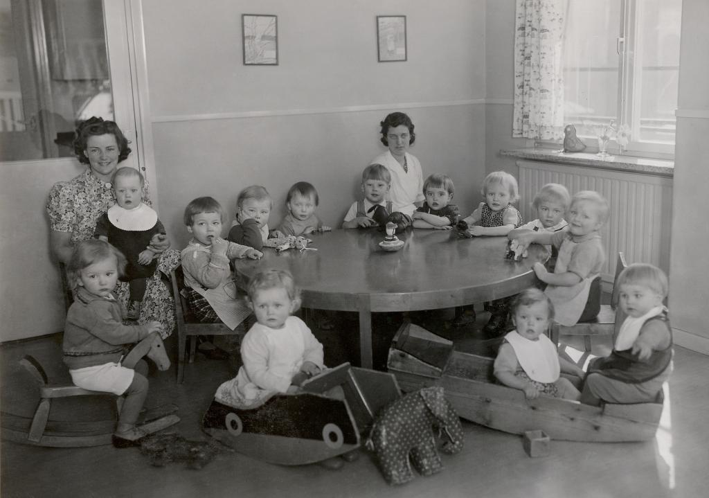 Koltbarnens rum år 1941